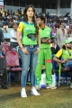 Lakshmi Rai @ CCL 2012 Match Stills