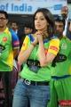 Lakshmi Rai @ CCL 2012 Match Stills