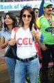 Actress Sanajana at CCL 2 Match Pictures