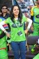 Actress Bhavana at Kerala Strikers Bengal Tigers Match