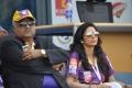 Boney Kapoor, Sridevi at CCL 3 Kerala Strikers Vs Bengal Tigers Match Photos