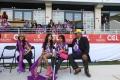 Sridevi Daughter Jhanvi, Khushi at Kerala Strikers Vs Bengal Tigers Match Photos