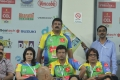 Lissy Priyadarshan at CCL 3 Kerala Strikers Vs Bengal Tigers Match Photos