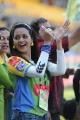 Bhavana at CCL 3 Kerala Strikers vs Karnataka Bulldozers Match Photos