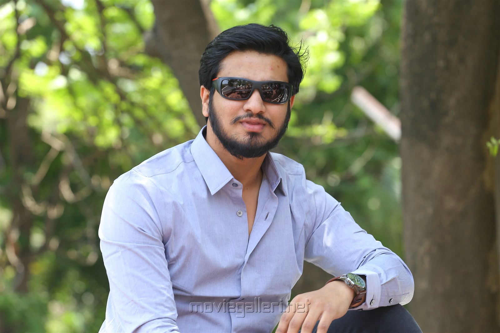 Tollywood Hero Nikhil Siddharth Stills