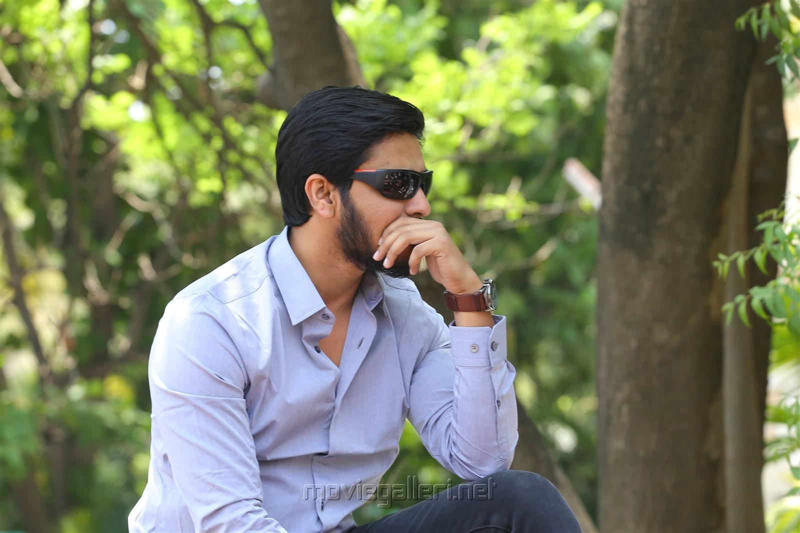 Keshava Movie Actor Nikhil Siddharth Interview Stills