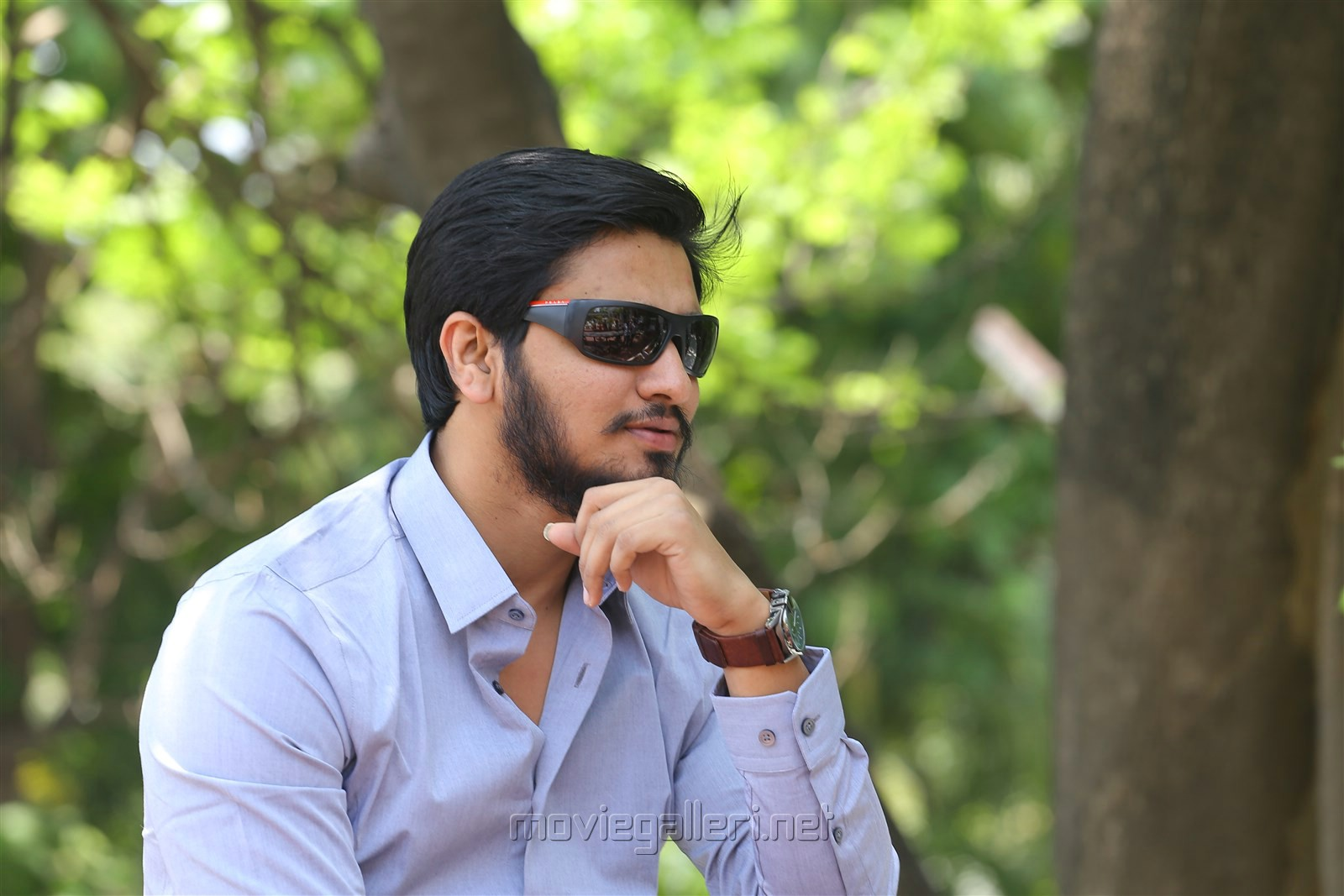 Actor Nikhil Siddharth New Stills