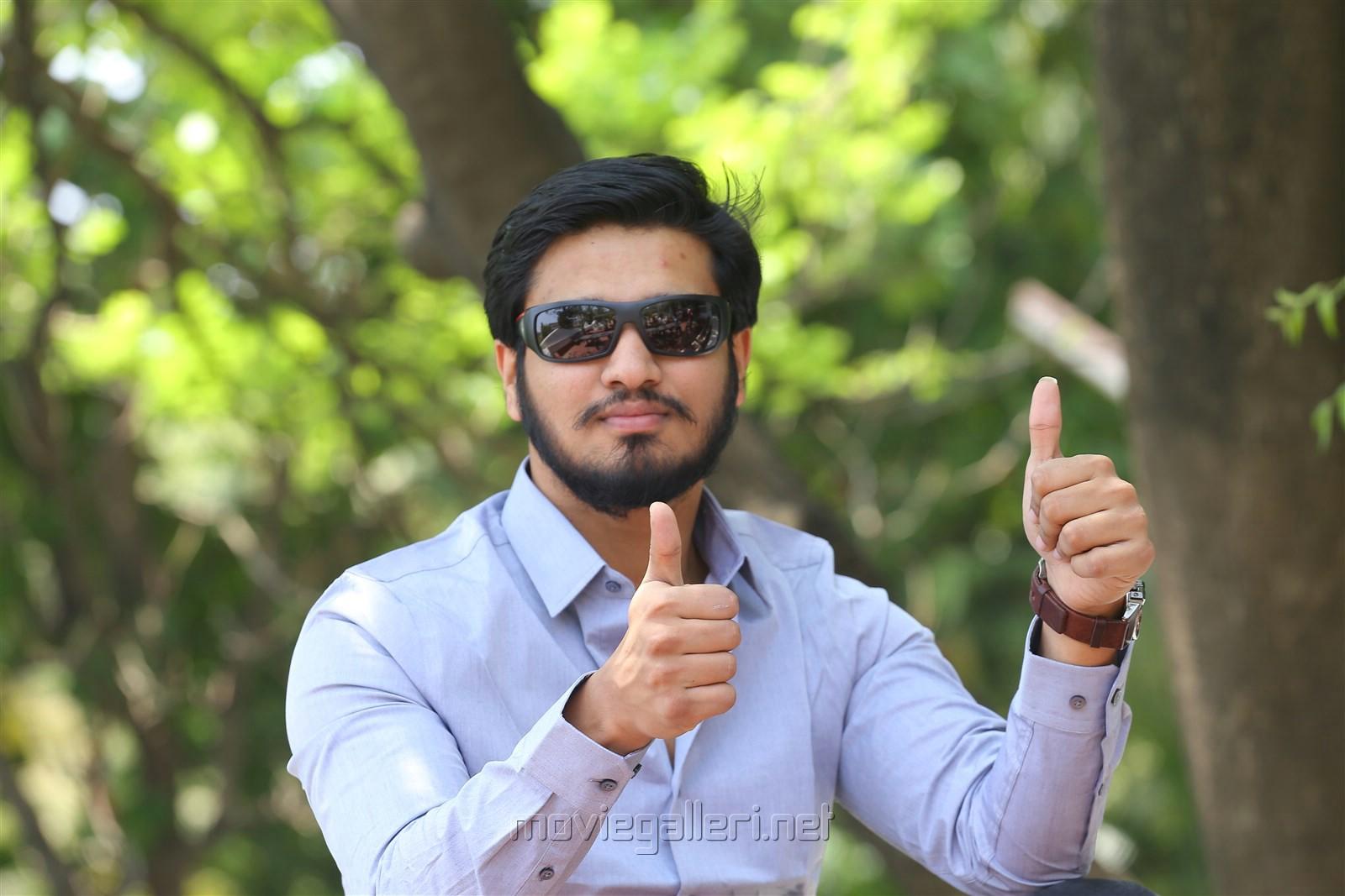 Tollywood Hero Nikhil Siddharth Stills