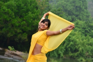 Heroine Chandini Chowdary in Ketugadu Movie Photos
