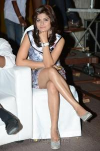 Actress Tharika at Kevvu Keka Audio Release Function Stills