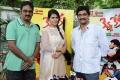 Krishna Bhagavan, Sharmila Mandre, Devi Prasad @ Kevvu Keka Success Meet Photos