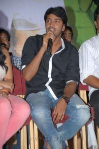 Actor Allari Naresh at Kevvu Keka Press Meet Photos