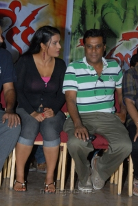 Apoorva, Ashish Vidyarthi at Kevvu Keka Press Meet Photos