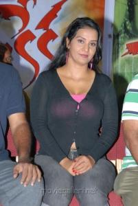 Actress Apoorva at Kevvu Keka Press Meet Photos