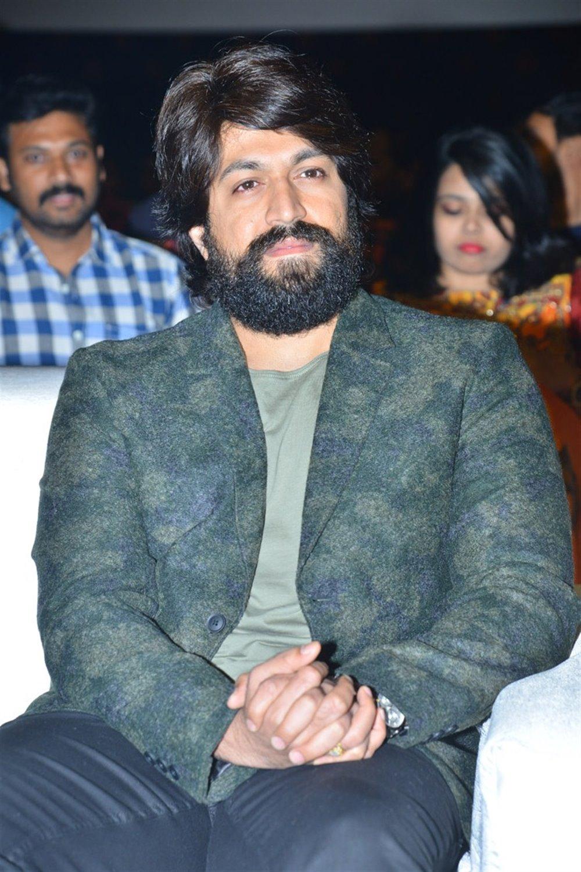 Actor Yash @ KGF Movie Pre Release Event Stills