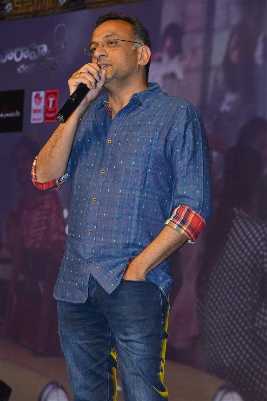 Shobu Yarlagadda @ KGF Movie Pre Release Event Stills