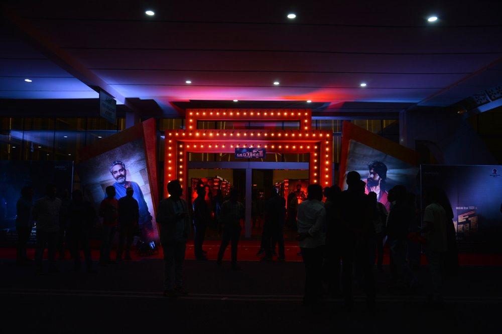 KGF Movie Pre Release Event Stills