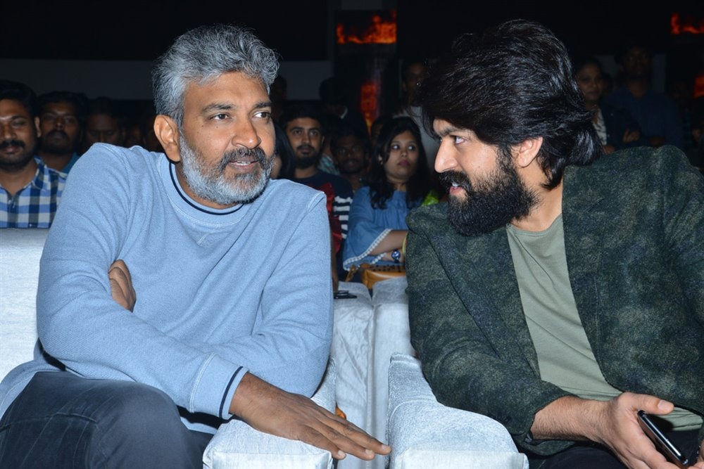 KGF Movie Pre Release Event Stills