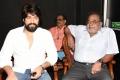 Yash, Ambareesh @ KGF Movie Trailer Launch Stills