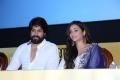 Yash, Srinidhi Shetty @ KGF Movie Trailer Launch Stills