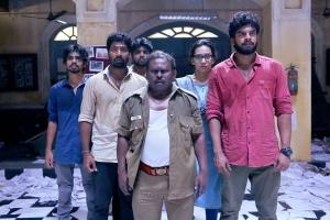 George Maryan, Vatsan Chakravarthy @ Khaidi Movie Photos HD