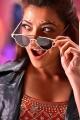 Telugu Heroine Kajal Agarwal Images in Khaidi No 150 Movie