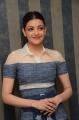 Actress Kajal Aggarwal Photos at Khaidi No 150 Movie Interview
