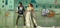 Chiranjeevi, Kajal Agarwal in Khaidi No 150 Movie Release Wallpapers