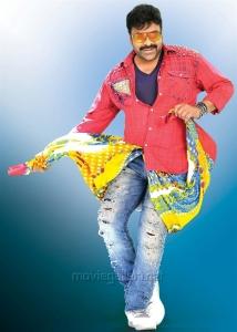 Actor Chiranjeevi in Khaidi No 150 Movie Stills