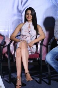 Actress Rakul Preet Singh @ Khakee Movie Success Meet Stills