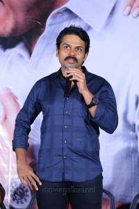 Actor Karthi @ Khakee Movie Success Meet Stills
