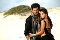 Vishal Neetu Chandra in Khiladi Telugu Movie Stills