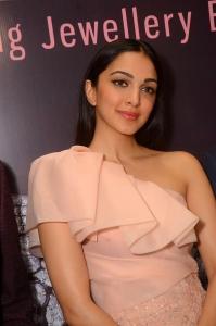 Actress Kiara Advani inaugurates The Statement - A Wedding Jewellery Exhibition