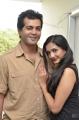 Vinay, Swasthi @ Kings Movie Logo Launch Photos