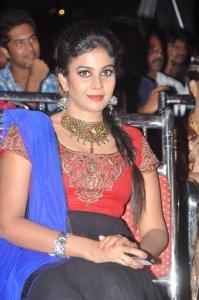 Chandini Tamilarasan @ Kiraak Movie Audio Launch Stills