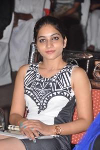 Punarnavi Bhupalam @ Kiraak Movie Audio Launch Stills