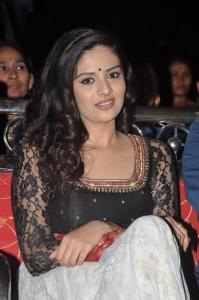 Actress Sree Mukhi @ Kiraak Movie Audio Launch Stills