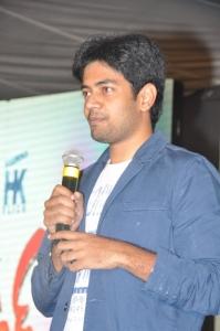 Anirudh Thotapalli @ Kiraak Movie Audio Launch Stills