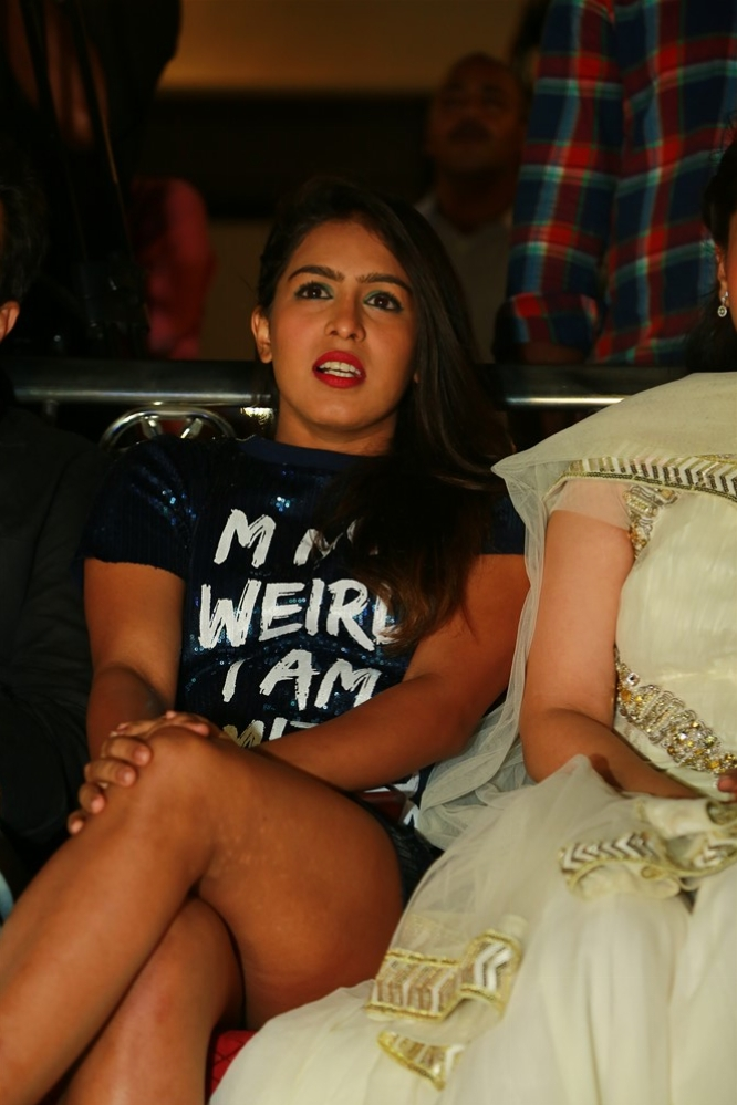 Samyuktha Hegde @ Kirrak Party Movie Audio Launch Stills