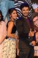 Samyuktha Hegde, Nikhil @ Kirrak Party Pre Release Function Stills