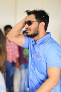 Nikhil Siddharth @ Kirrak Party Success Tour @ Amaravati Photos