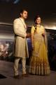 Naren, Nadhiya @ Kirtilals Bridal Fashion Show Photos