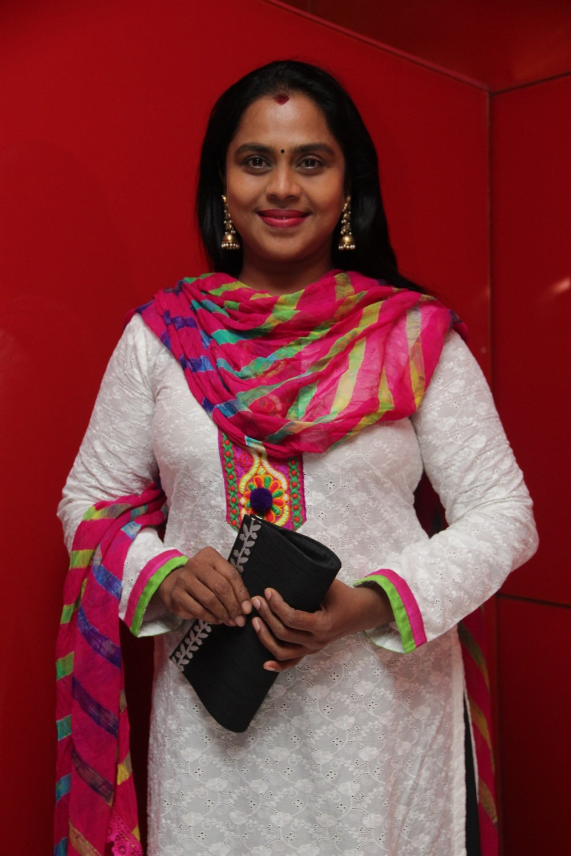 Viji Chandrasekhar @ Kirumi Movie Audio Launch Photos