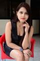 Telugu Actress Kislay Stills in Black Dress