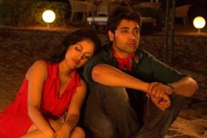 Adivi Sesh, Priya Banerjee in Kiss Movie Photos