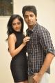 Priya Benerjee, Adavi Sesh at Kiss Movie Logo Launch Stills