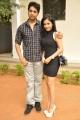Adavi Sesh, Priya Benerjee at Kiss Movie Title Song Launch Stills