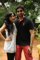 Priya Benerjee, Adavi Sesh at Kiss Movie Trailer Launch Photos