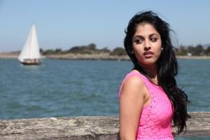 Actress Priya Banerjee in Kiss Telugu Movie Stills
