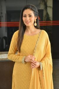 Actress Sada @ Kitty Party Logo Launch Stills